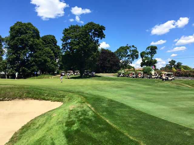 Rhode Island Public Golf Courses