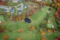 Hickory Ridge CC: Aerial view