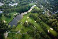 Blue Rock GC: Aerial view
