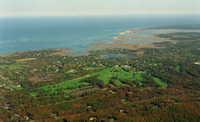 Cummaquid GC: Aerial view