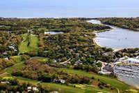 Wianno Club: Aerial view