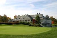 Ridge Club: Practice area & clubhouse