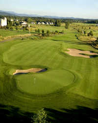 Vermont National GC: Hole 1