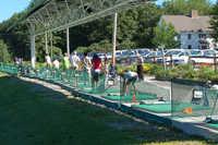 Ponemah Green Family Golf Center: Driving range