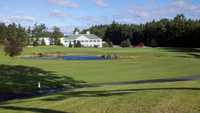 Townsend Ridge CC: clubhouse