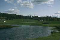 North at Bretwood GC: #18
