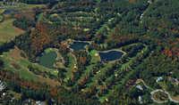 Granite Fields GC: Aerial view