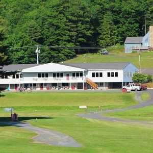 East Mountain CC: clubhouse
