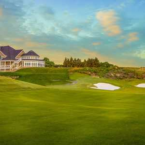 Cape Club: #18 & the clubhouse