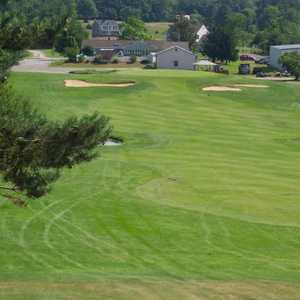 Dutch Elm GC: #18