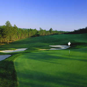 Pinehills GC - Nicklaus: #10
