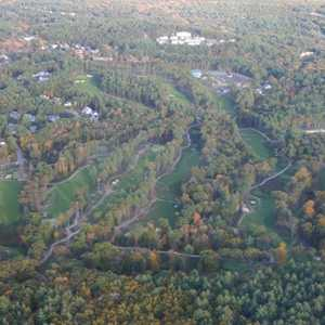 Quail Ridge CC - Aerial view