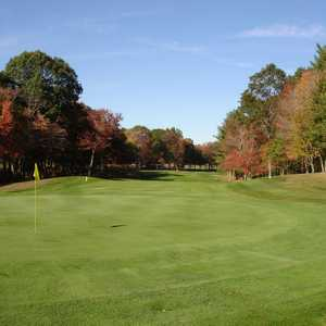 Skungamaug River GC: #12