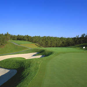 Pinehills Golf Club's Jones course - No. 7