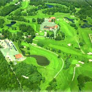 Ridder Farm: aerial view