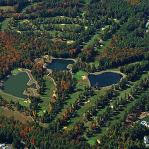 Granite Fields GC: Aerial view