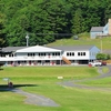 A view of the clubhouse at East Mountain Country Club