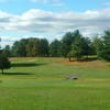 A view from the 1st tee at East Mountain Country Club