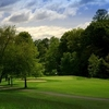A view of green #4 at Lyman Orchards Golf Club - Jones Course