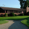 A view of the clubhouse at Orange Hills Country Club