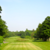 A view from a tee at Brookline Golf Course from Robert T. Lynch Municipal