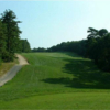 A view from the 11th tee at Sandwich Hollows Golf Club