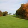 A view of a fairway at Cummaquid Golf Club