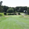 A view from a fairway at Dennis Pines Golf Course
