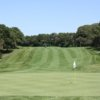 A view of a green at Dennis Pines Golf Course