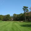 A view from a fairway at Holly Ridge Golf Club