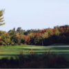 A fall view from Quashnet Valley Country Club