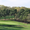 A view of a green at Paul Harney Golf Club