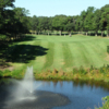 A view over the water from Pocasset Golf Club