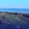 A view of a fairway at Edgartown Golf Club