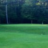 A view of a green at Rochester Golf Club