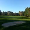 A view from green #12 at Rochester Golf Club