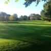 A sunny day view of a hole at Rochester Golf Club