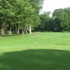 A view of hole #12 at Berkshire Hills Country Club