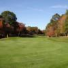 Looking back from the 12th hole at Skungamaug River Golf Club