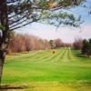 A view of a green at Ralph Myhre Golf Course