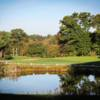 A view over the water from Poquoy Brook Golf Course