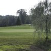 A view of a hole at Bungay Brook Golf Club
