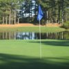 A view of hole #6 at Swansea Country Club