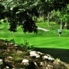 A view of a green at Chemawa Golf Course