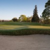 A view of a hole at Highland Country Club