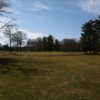 A view from a fairway at Easton Country Club