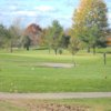 A view of a green at Black Swan Country Club
