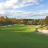 A view of a fairway at Boston Golf Club