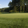 A view of a green at Spring Valley Country Club
