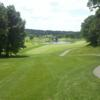 A view of a fairway at Ferncroft Country Club